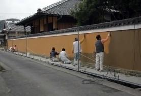 修理 外壁塗り