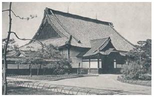 大阪城に移築された紀州御殿