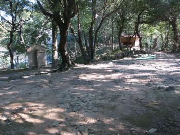 聴松閣と水月軒