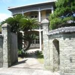 郭家住宅(旧郭百甫医院)(主屋、洋館、診察棟、離れ、土蔵、外便所、石塀)の写真