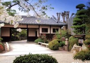 旧松井家別邸 表門