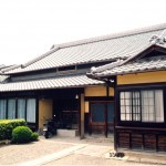宇藤家住宅(主屋、長屋門、納屋及び門)の写真