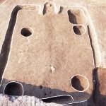 川辺遺跡 竪穴建物