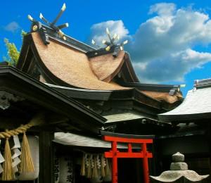 加太春日神社本殿