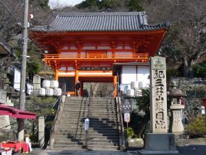 護国院(紀三井寺)楼門