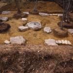 上野廃寺跡 西塔