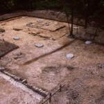 上野廃寺跡 講堂