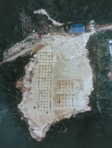 鳴滝遺跡 倉庫群