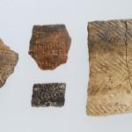 禰宜貝塚 縄文前期土器