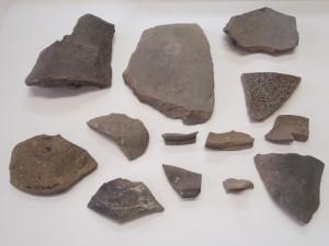 吉礼砂羅谷窯跡 須恵器
