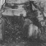 奥出古墳 横穴式石室(玄門)
