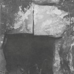 奥出古墳 横穴式石室(羨道)