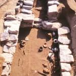 西庄遺跡 横穴式石室