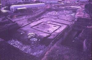 大日山Ⅰ遺跡 竪穴住居