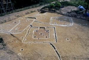 府中Ⅳ遺跡 竪穴建物
