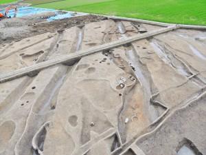 神前遺跡 弥生時代~古墳時代の溝