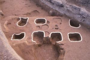 鳴神Ⅳ遺跡 掘立柱建物