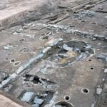 鷺ノ森遺跡 礎石建物跡