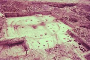 宇田森遺跡 竪穴建物(弥生時代中期)