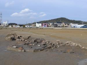 和田遺跡 落ち込み状遺構