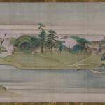 赤坂御庭図画帖の写真