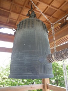 報恩寺の梵鐘