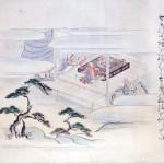 総光寺中古縁起(護摩を焚く図)