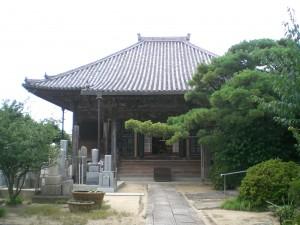 阿弥陀寺 本堂