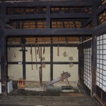 旧小早川梅吉氏住宅 イマからニワを見る