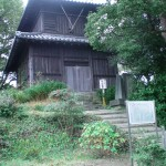 岡山の時鐘堂の写真