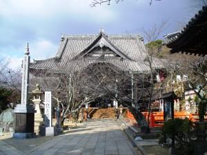 護国院(紀三井寺)本堂
