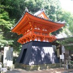 護国院(紀三井寺)鐘楼