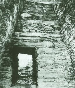 大谷山22号墳 横穴式石室