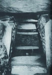 井辺1号墳 横穴式石室