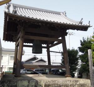 総持寺 鐘楼