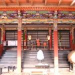 天満神社 本殿詳細