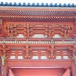 天満神社 楼門(詳細)