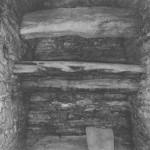 天王塚古墳 石棚と石梁