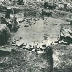 寺内28号墳 T字型横穴式石室(前方部)