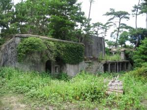 友ヶ島要塞跡 第5砲台跡