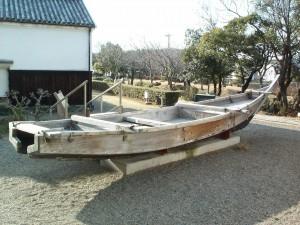 日高地域の和船